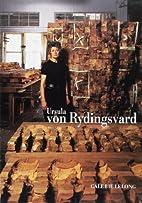 Ursula Von Rydingsvard: Sculpture by Ursula…