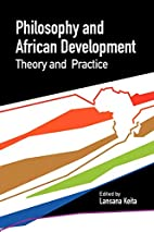 Philosophy and African Development. Theory…