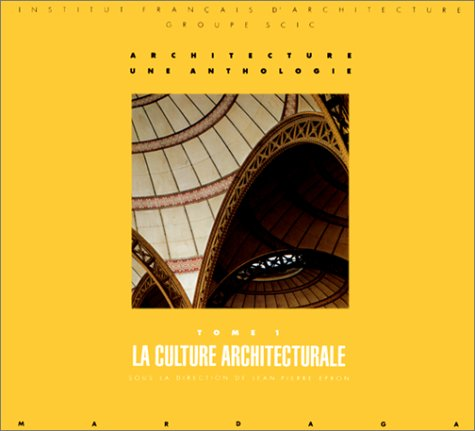 architecture-une-anthologie-french-edition