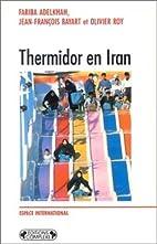 Thermidor en iran by Adelkham