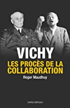 Vichy, Les Procès de la collaboration by…
