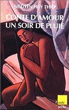Conte d'amour un soir de pluie by…