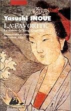 La Favorite by Yasushi Inoue