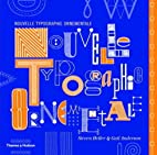 nouvelle typographie ornementale by…