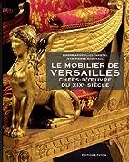 Le mobilier de Versailles:…