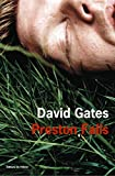 David Gates: Preston falls (French Edition)