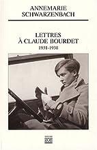 lettres à Claude Bourdet ;…