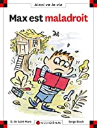 Max Est Maladroit (29) (French Edition) by…