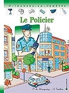 Le policier by Pascale de Bourgoing