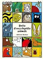 Drôle d'encyclopédie by Adrienne Barman