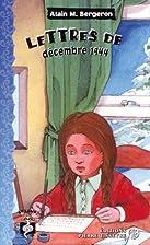 Lettres de decembre 1944 sesame 63 by…