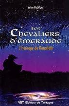 Chevaliers d''Émeraude 9 L'HÉRITAGE DE…
