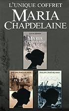 L'unique coffret Maria Chapdelaine by…