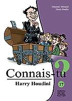 Harry Houdini - Nº 17 by Johanne Ménard