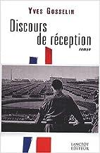 Discours de réception by Yves…