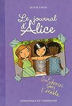 JOURNAL D'ALICE (LE) T.03 : CONFIDENCES…