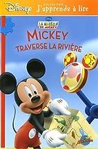 Mickey traverse la rivière