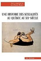 Une histoire des sexualités au…