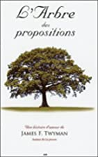 L'arbre des propositions (French Edition) by…