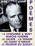 Jean Genet: Poèmes