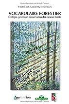 vocabulaire forestier ecologie gestion et…