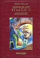 Cahier d'études Lovecraftiennes (V)…