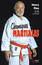 Chroniques martiales by Henry Plée