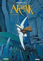 Arzak, Tome 1 : L'arpenteur by Moebius