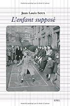 L'enfant supposé by Jean-Louis Sous