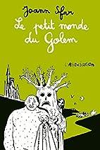 Le petit monde du Golem by Joann Sfar
