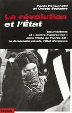 La Révolution et l'Etat,…
