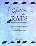 Clement, Frederic: Le Repertoire Des Rats: Treize Fables De Jean De La Fontaine