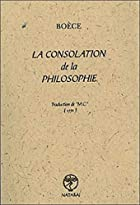 La consolation de la philosophie by VIs.)&hellip;