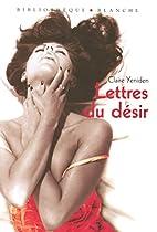 Lettres du désir by Claire Yeniden