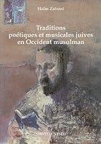 Traditions poétiques et musicales juives en…