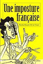Une imposture française by Nicolas Beau