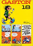 Gaston, tome 18 by André Franquin