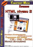 HTML : Niveau 2 by Johann Christian Hancke