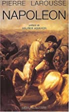 Napoléon (French Edition) by Pierre…