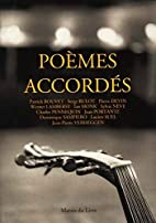 Poèmes accordés by Collectif