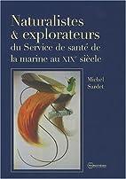 Naturalistes et explorateurs du Service de…