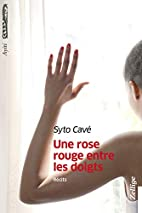 Une rose rouge entre les doigts (French…