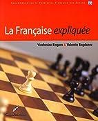 La Française expliquée by…