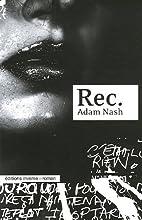 Rec. by Adam Nash