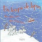 Un temps de lapin by Marie-Hélène Jarry