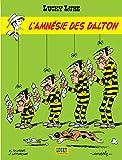 Morris: L'amnésie des Dalton (French Edition)