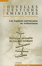 Nouvelles Questions Féministes,…