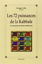 72 puissances de la Kabbale by Virya