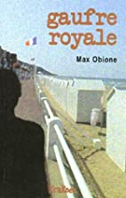 Gaufre royale by Max Obione