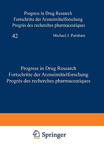 progress-in-drug-research-fortschritte-der-arzneimittelforschung-progrs-des-recherches-pharmaceutiques